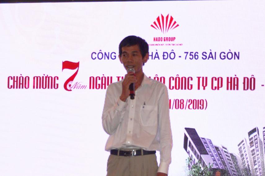Chào mừng 7 năm thành lập Công ty CP Hà Đô – 756 Sài Gòn